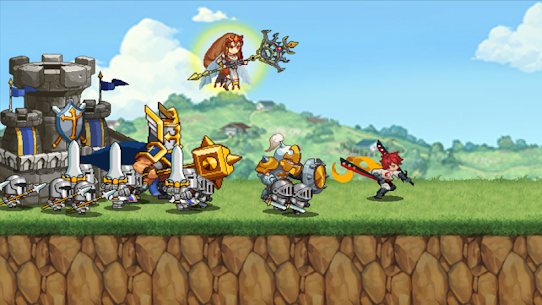 Kingdom Wars MOD Apk 1.6.4.5 (Unlimited Money) 3