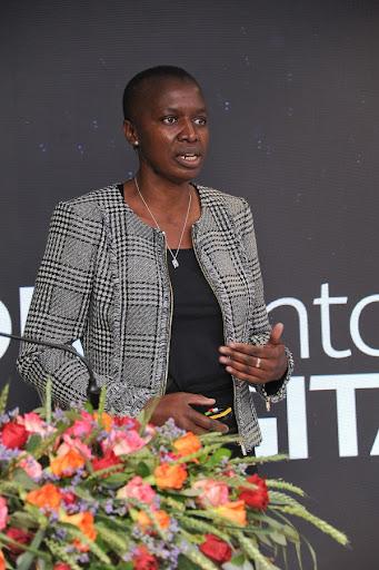 Huawei ICT senior specialist, Rose Moyo.