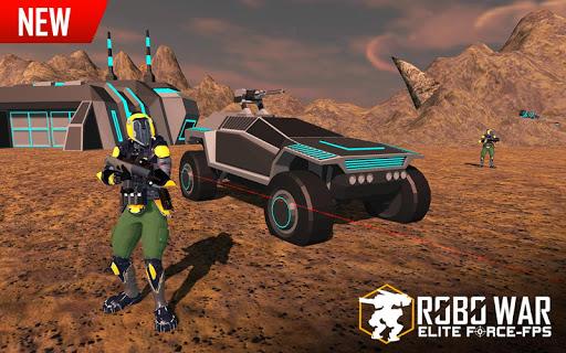 Real Robots War Gun Shoot: Fight Games 2019 1.1.3 screenshots 5