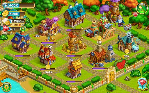 Idle Magic:Builder,Miner,Farmer at Click Away City 1.17 screenshots 5