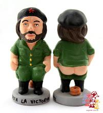 Photo: Caganer Che Guevara