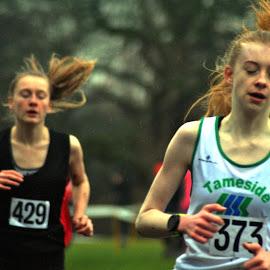 Hair   power by Gordon Simpson - Sports & Fitness Running