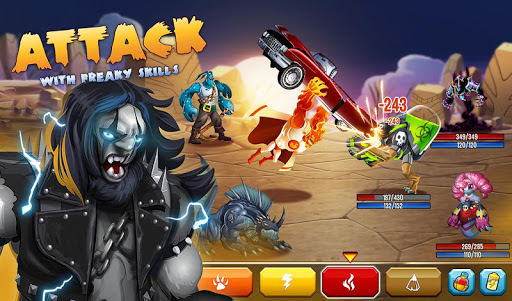 Monster Legends - RPG screenshot 10