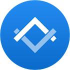 Triangle: Mere Mobile Data icon