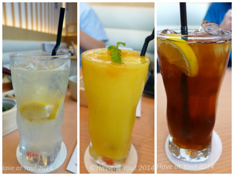 drinks collage 1