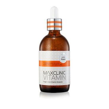 韓國醫學品牌MAXCLINIC 天然高濃縮維他美白亮膚精華100ML