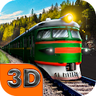 Russian Train Simulator 3D icon