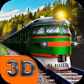 Russian Train Simulator 3D