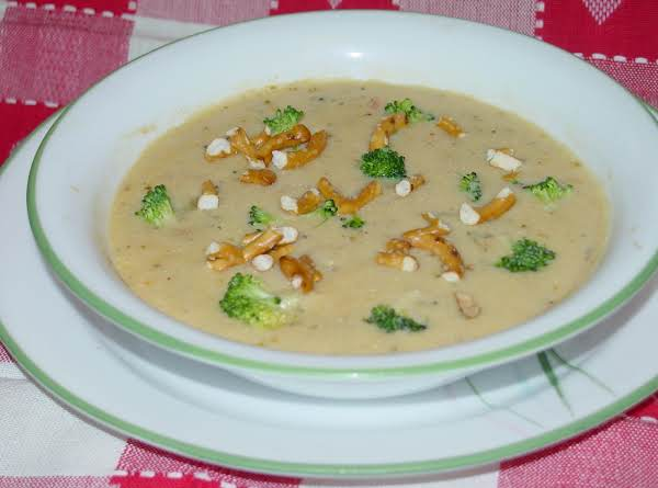 Pam's Broccoli, Beer And Cheese Soup (bbc Soup) Recipe