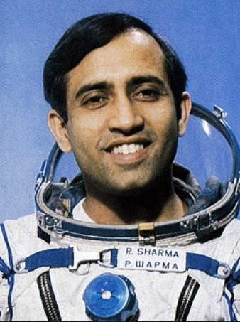 Rakesh Sharma – First Indian to reach space