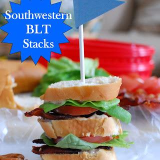 Southwestern BLT Stacks