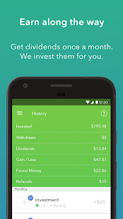 Acorns - Invest Spare Change- screenshot thumbnail