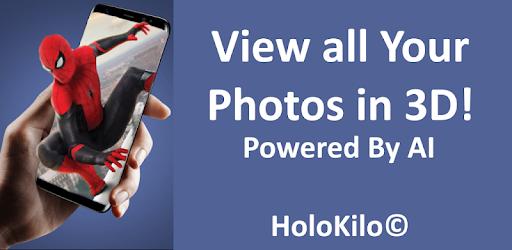 holokilo 3d photo gallery apk