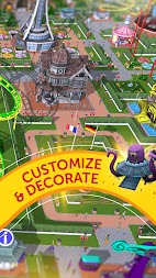 RollerCoaster Tycoon Touch APK screenshot thumbnail 7