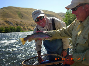 Photo: Greg Holland on the Mad River Outfitters Slide Inn Trip
