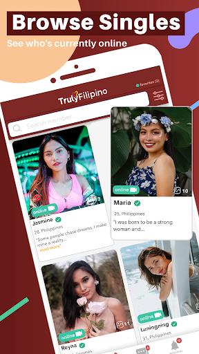 TrulyFilipino - Filipino Dating App 5.5.0 screenshots 2
