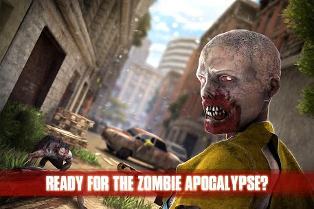 Zombie Frontier 3 MOD (Unlimited Money) 1