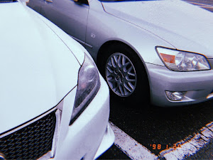 アルテッツァ  RS200 Zエディションのカスタム事例画像 ぴろさんの2019年01月20日17:15の投稿