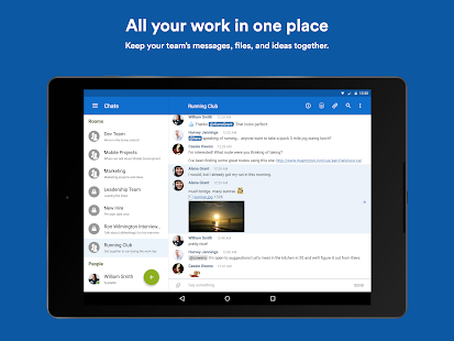 HipChat - Chat Built for Teams- screenshot thumbnail