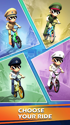 Little Singham Cycle Race apkdebit screenshots 6