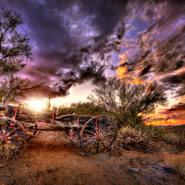 The Wagon by DE Grabenstein - Transportation Other
