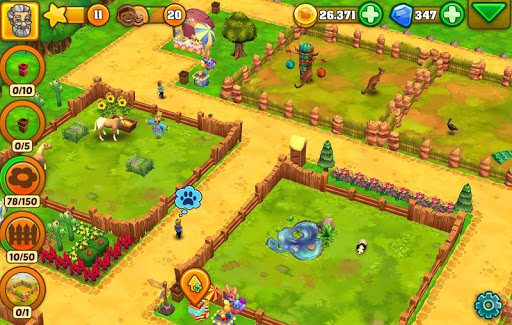 Zoo 2: Animal Park filehippodl screenshot 11