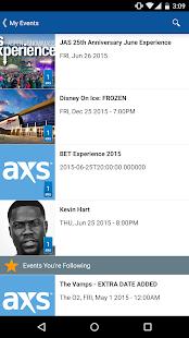 AXS - screenshot thumbnail