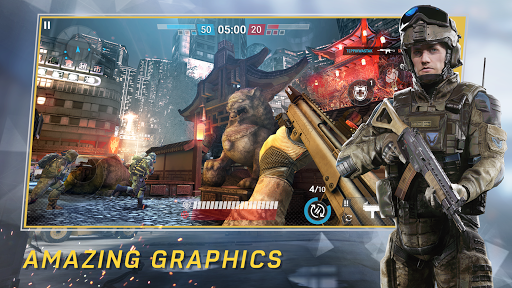 Warface: Global Operations u2013 PVP Action Shooter screenshots 2