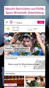 T Online De Liveticker