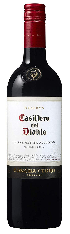 コスパ最高のチリワインはこれがおすすめ!正しい選び方や特徴も紹介『コンチャ イ トロ カッシェロ デル ディアブロ カベルネソーヴィニヨン』