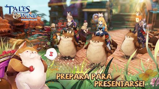 Tales of Wind apk mod capturas de pantalla 2