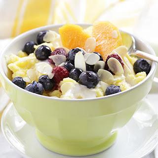 Polenta Porridge.