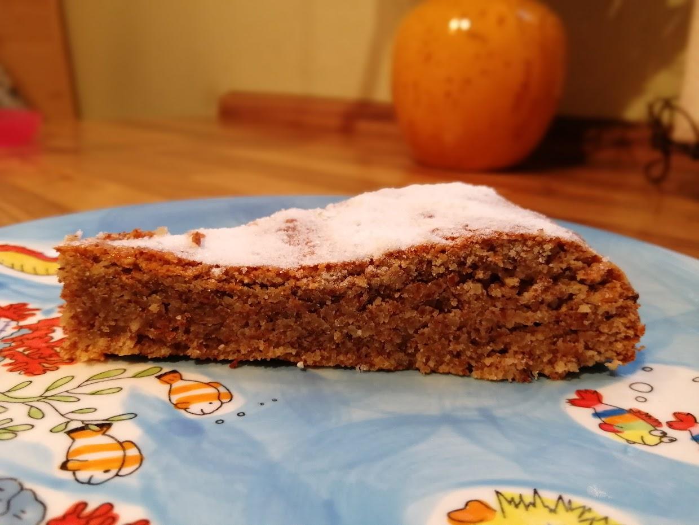 Mandelkuchen Stück