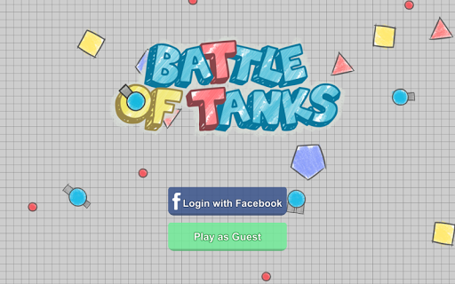 PiuPiu.io - Battle of Tanks screenshots 6