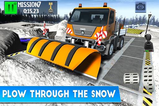 Winter Ski Park: Snow Driver 1.0.1 screenshots 1