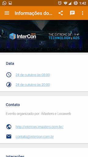 iMasters InterCon 2015