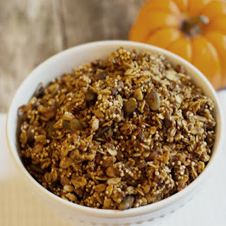 Healthy Pumpkin Snacks Recipes