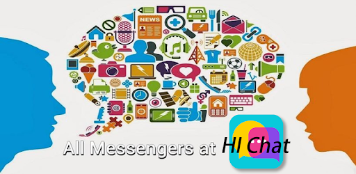 Hi Chat - Messenger & Social Apps All in One for PC