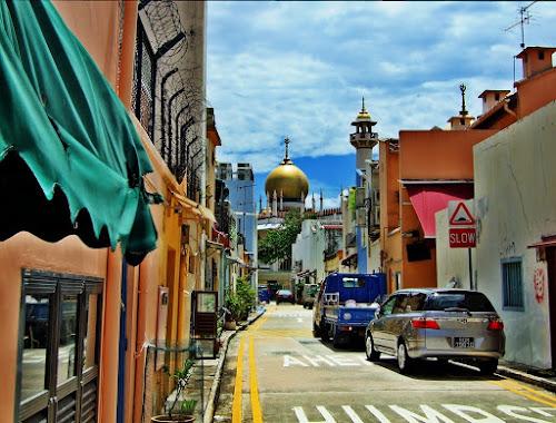 Photo Arab Street