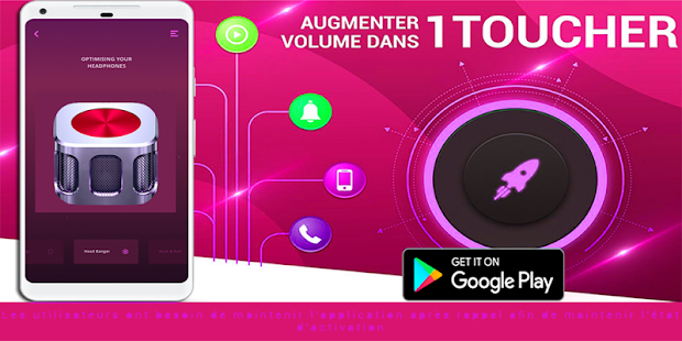 800 super max volume booster (sound booster)2019 Screenshot