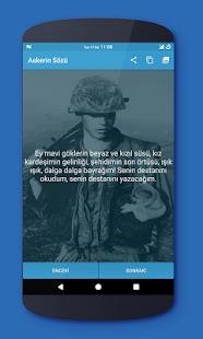 ( Resimli ) Askerin Sözü - náhled