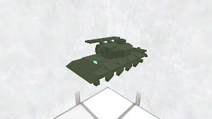 TC1型中戦車(ミサイル発射装置付き)