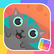 The Big Journey: Cute Cat Adventure. Purrfect! - Androidアプリ