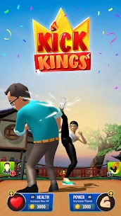 Kick Kings MOD (Unlimited Gold Coins) 1