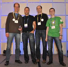 Photo: EGit Team at EclipseCon 2011