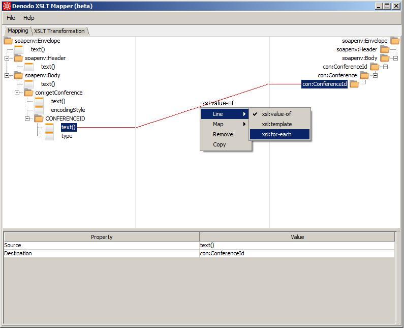 Denodo XSLT Mapper - User Manual