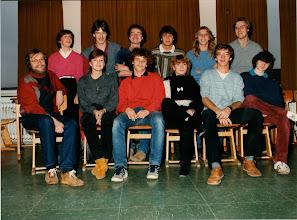 Photo: Klasse 13b (1983/84)