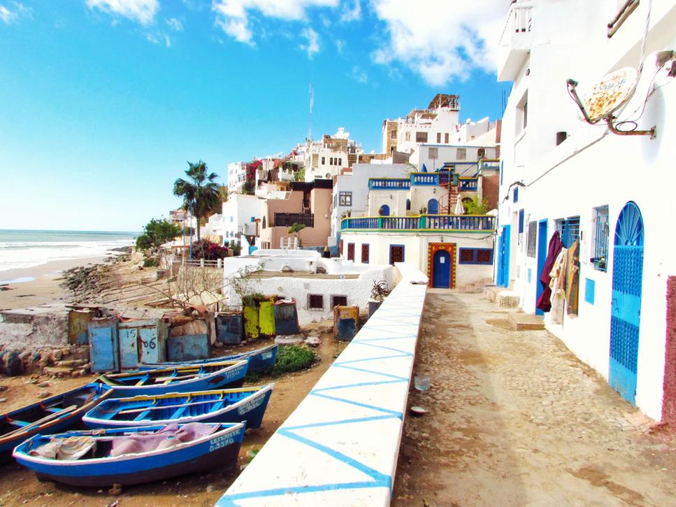 Conoce más sobre el caribe marroquí, visita Saïdia
