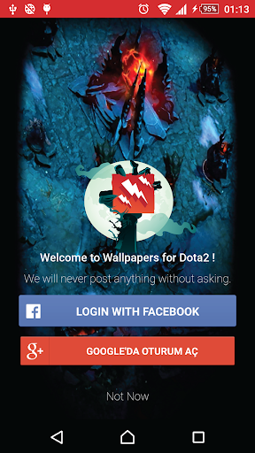Wallpapers for Dota 2