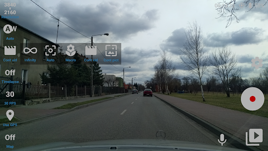 Car Camera Pro Screenshot